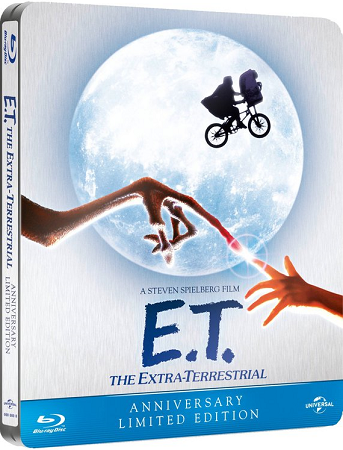 Инопланетянин / E.T. the Extra-Terrestrial (1982) BDRip 720p | DUB | 30th Anniversary Edition