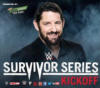 WWE Survivor Series 2014 - Kickoff (Pre-Show) [2014 г., Рестлинг, WEB-DL, x264]