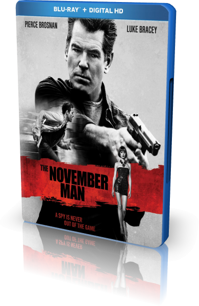 Человек ноября / The November Man (2014) BDRip-AVC | DUB | Лицензия