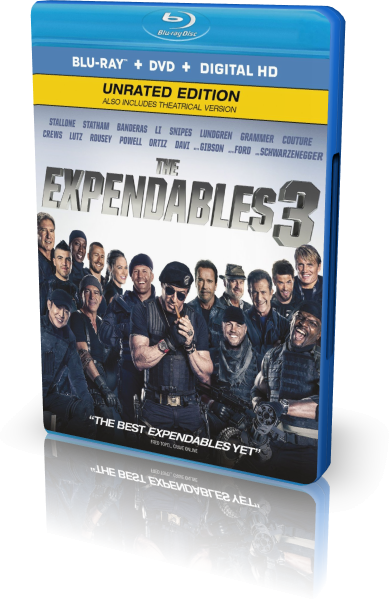 ����������� 3 / The Expendables 3 (2014) BDRip-AVC