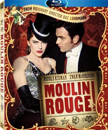 ����� ��� / Moulin Rouge! (2001) BDRip 720p | DUB