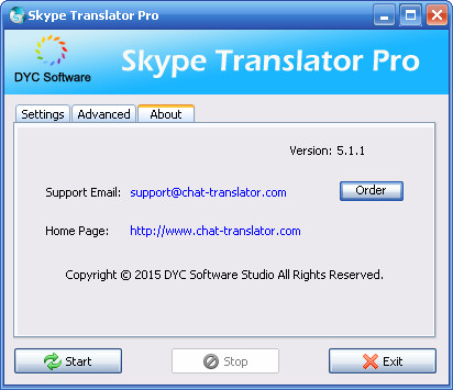 Skype Translator Pro 5.1.1