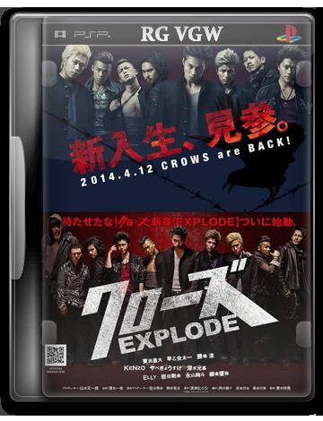 Вороны 3: Взрыв / Crows Explode / Kurozu Explode (Тосиаки Тоёда / Toshiaki Toyoda) [2014 г., боевик, экшн, HDRip] DVO (Izanami & den904)