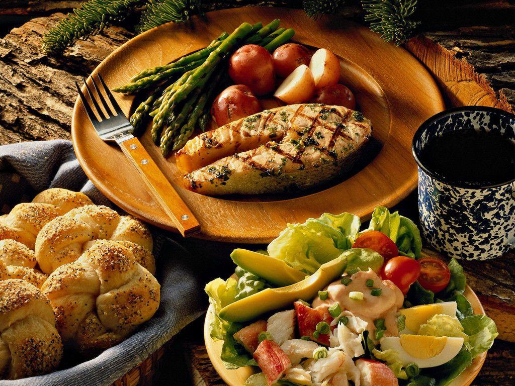 Готовимся к обеду: насматриваем аппетит