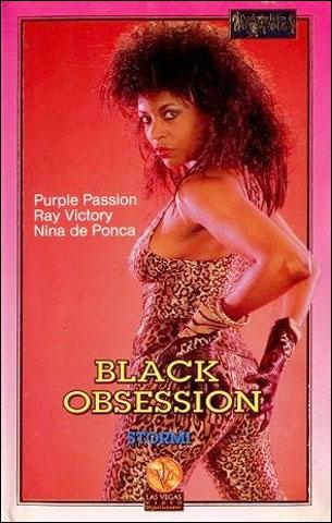Черная одержимость / Black obsession (1988) DVDRip |