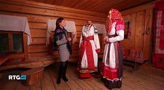Святки в деревне Шуваловка [RTG HD] (2013) HDTVRip от GeneralFilm
