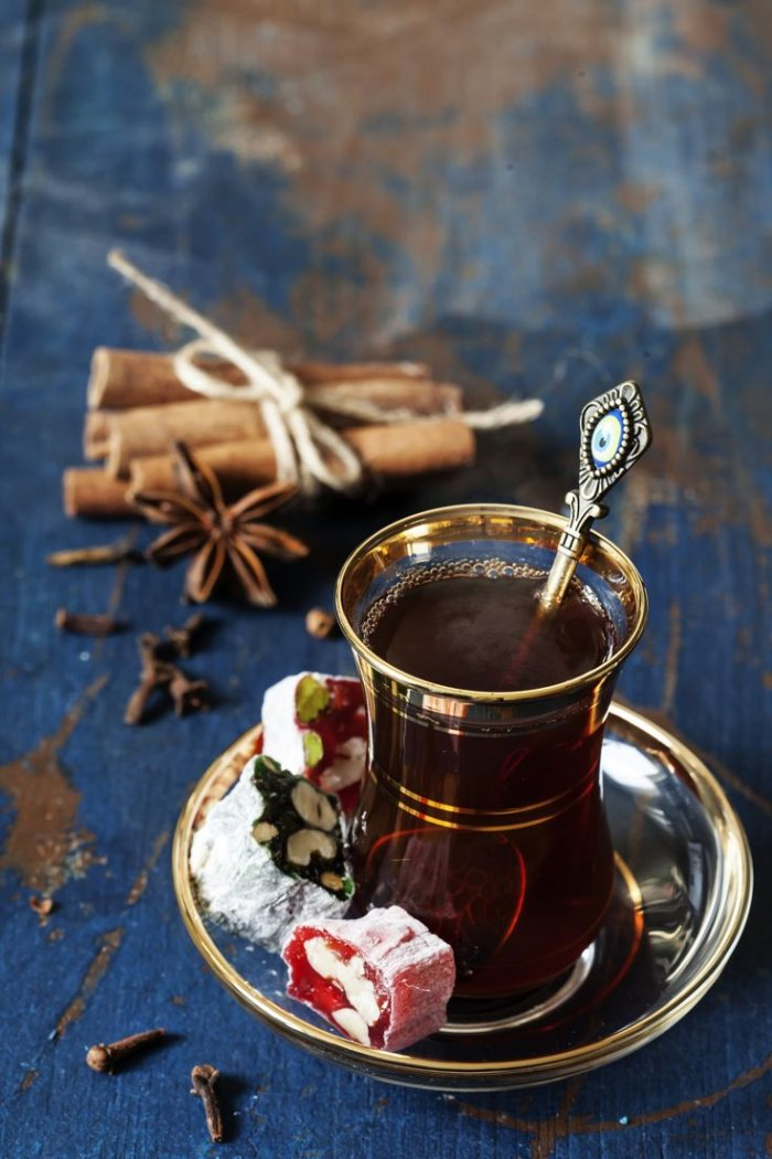 Доброго вам утра с ароматным чаем 1