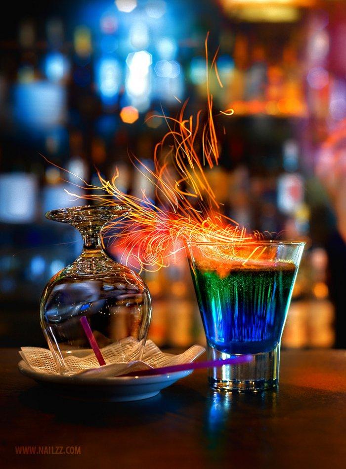 Вечерний коктейль 1