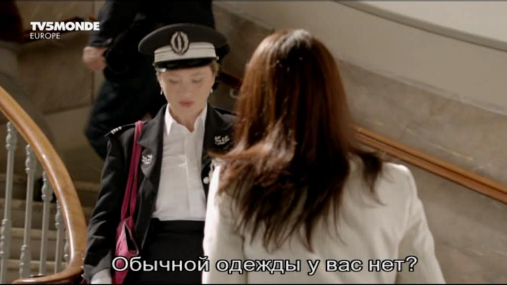 Скачать торрент Кандис Ренуар / Детектив Ренуар (3 сезон) бесплатно