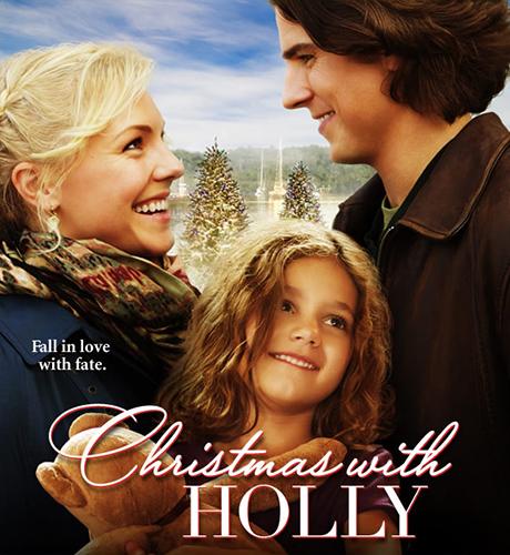 Рождество с Холли / Christmas with Holly (Аллан Аркуш / Allan Arkush) [2012, США, Канада, драма, семейный, DVB] MVO (Кириллица)