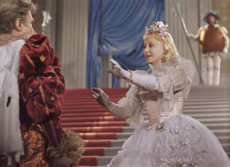 Золушка (1947) смотреть онлайн или скачать фильм через торрент.