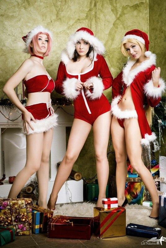 Три снегурочки 1