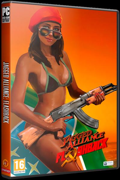 Jagged Alliance Flashback (2014) PC   RePack �� xGhost