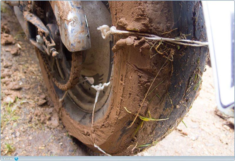 Как сделать цепи на мотоцикл фото 525