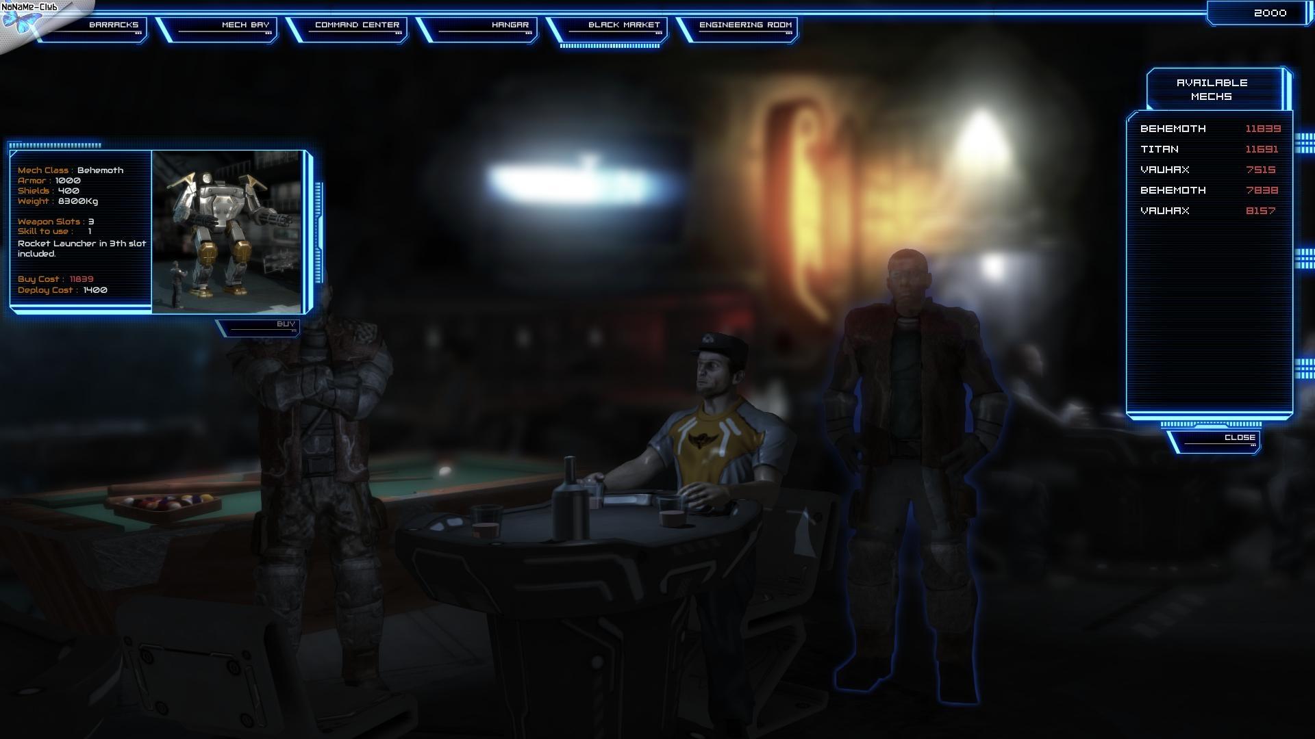 Скриншот Mechs & Mercs: Black Talons v1.0 (Лицензия) №3