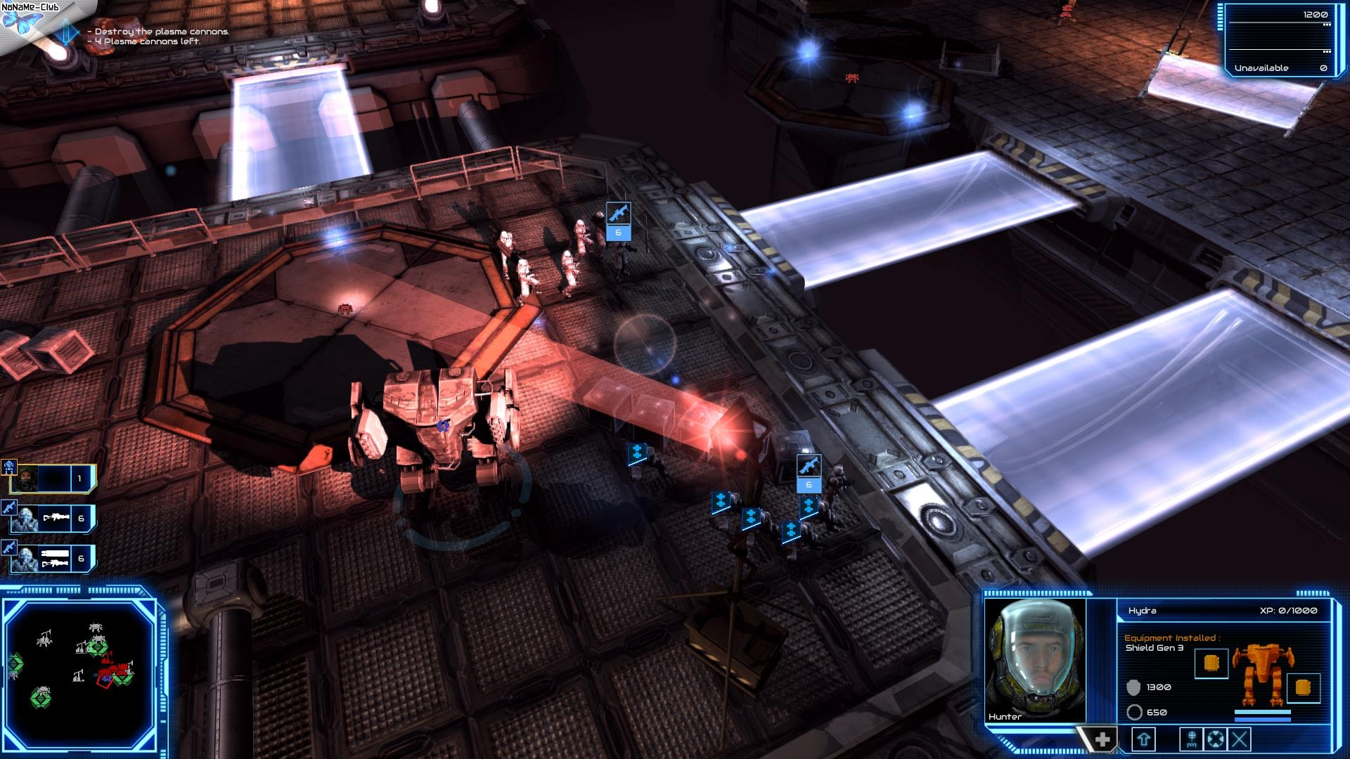 Скриншот Mechs & Mercs: Black Talons v1.0 (Лицензия)