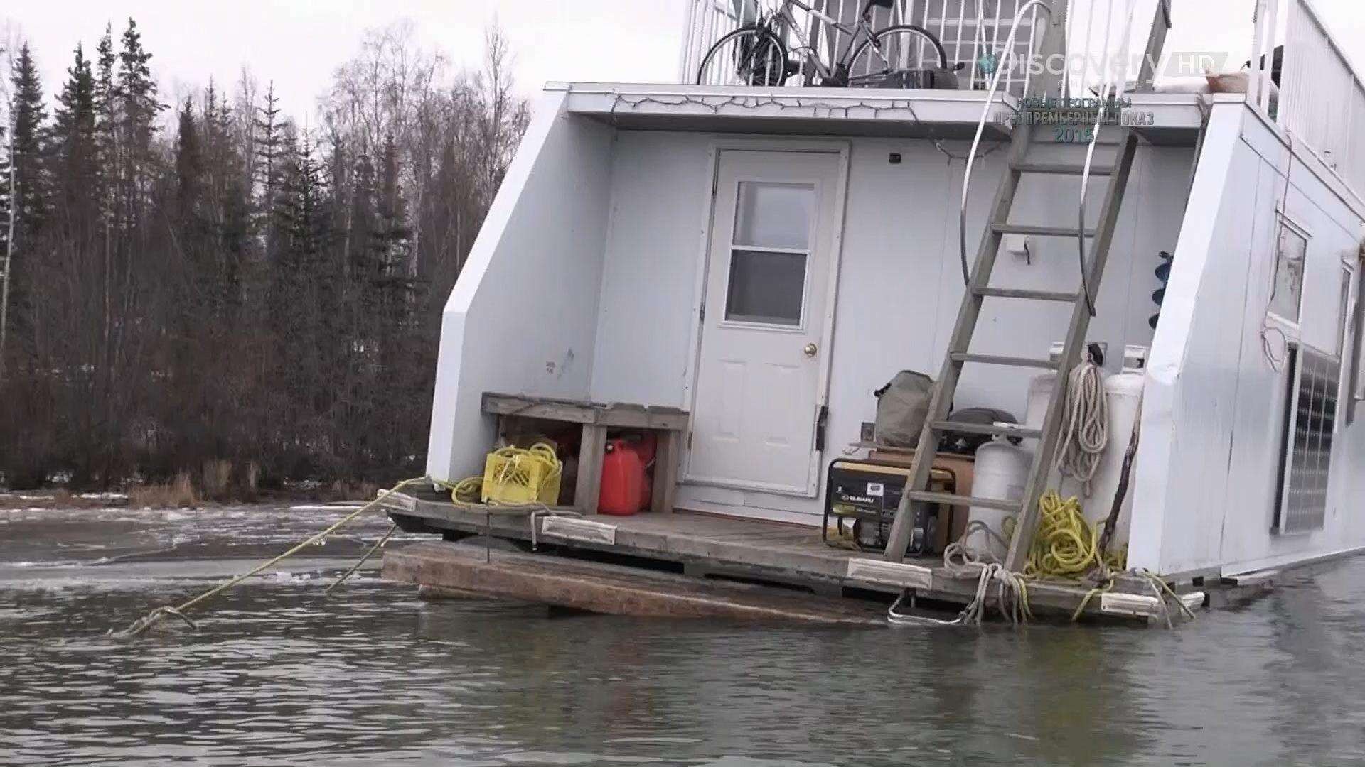 Discovery. Мятежники ледяного озера / Ice Lake Rebels (1-10 серии из 10) (2014) HDTV 1080i