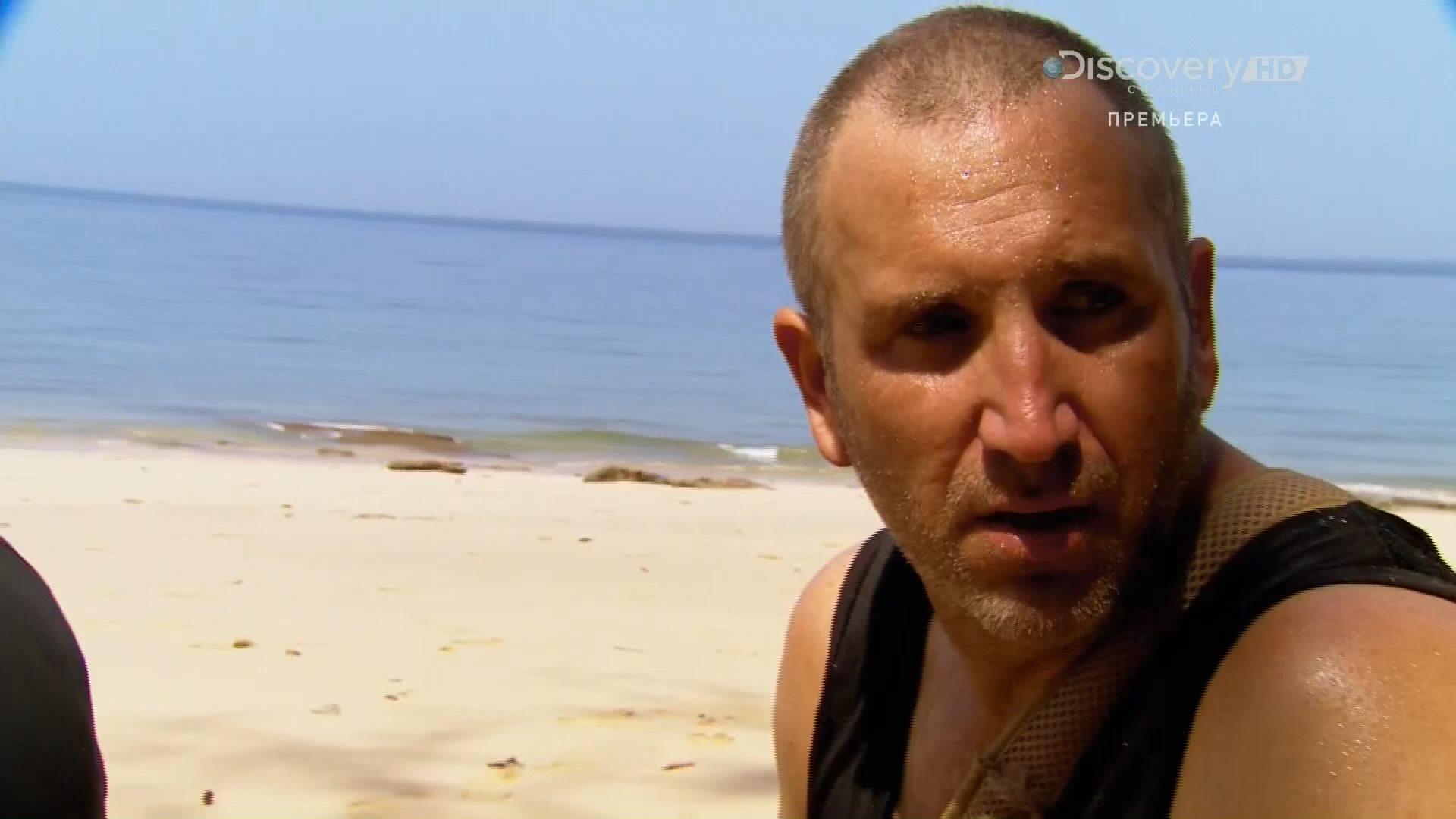 Discovery. Остров с Беаром Гриллсом [01 сезон: 01-06 выпуски из 06] | HDTV 1080i | P1