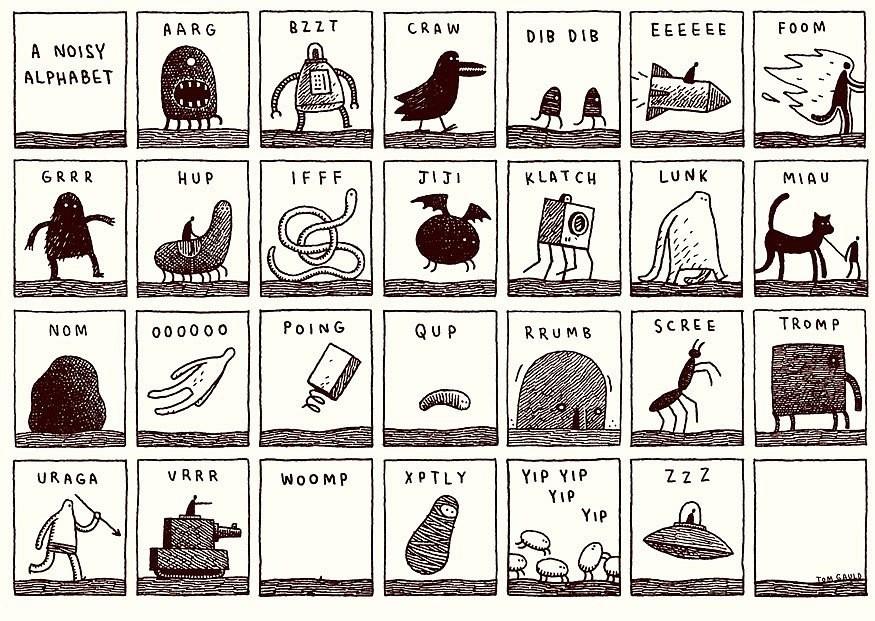 Монстро-азбука