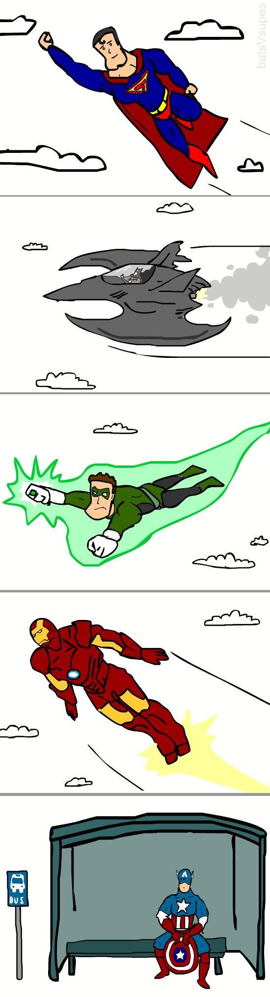 Не все супергерои одинаково полезны