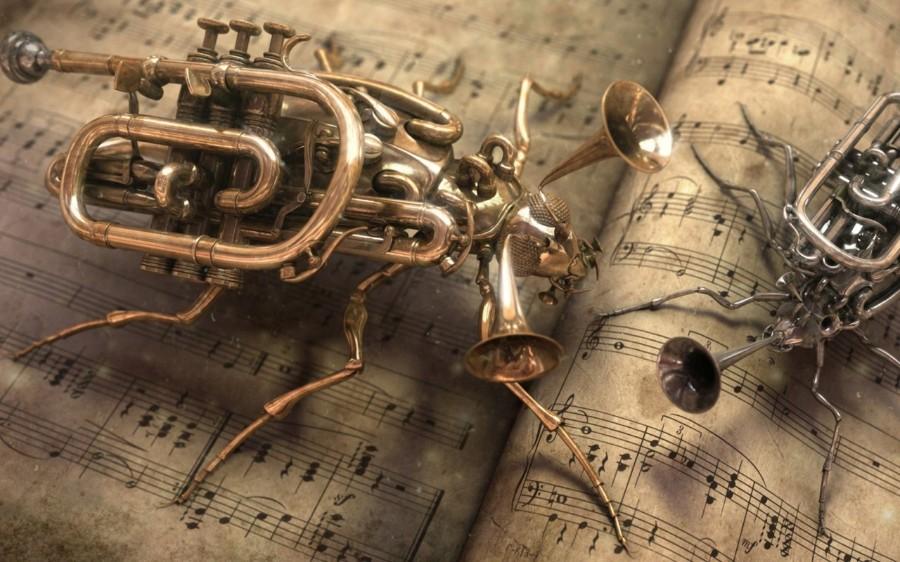 Музыкальные жучки