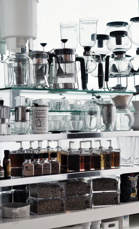 Коллекция любителя кофе