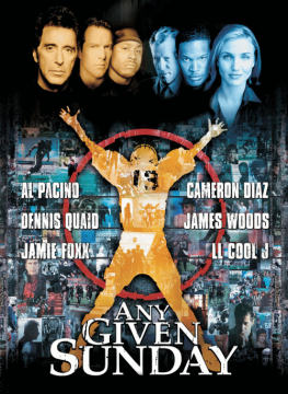 ������ ����������� / Any Given Sunday (1999) BDRip 720p | Director's Cut