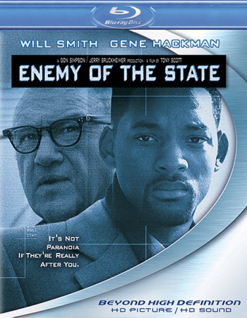���� ����������� / Enemy of the State (1998) BDRip 1080p | DUB