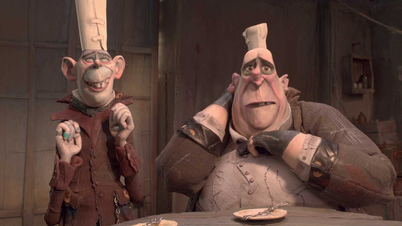 Семейка монстров / The Boxtrolls (2014) BDRip 720p | Лицензия