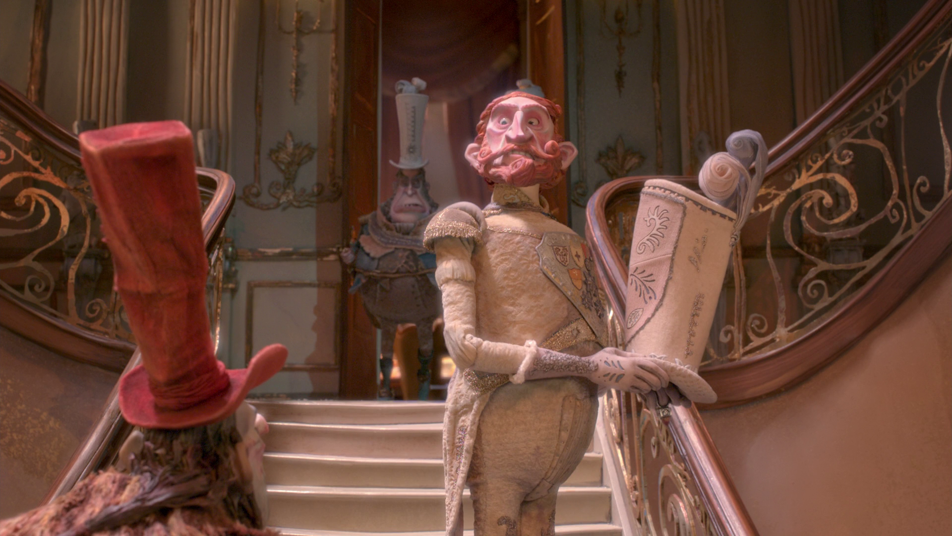 Семейка монстров / The Boxtrolls (2014) BDRip 1080p | Лицензия