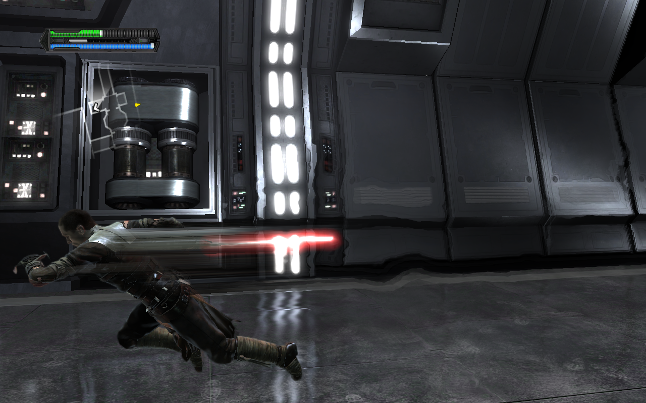 Star Wars: The Force Unleashed: Ultimate Sith Edition (2012) [Multi] [OS X Native game]