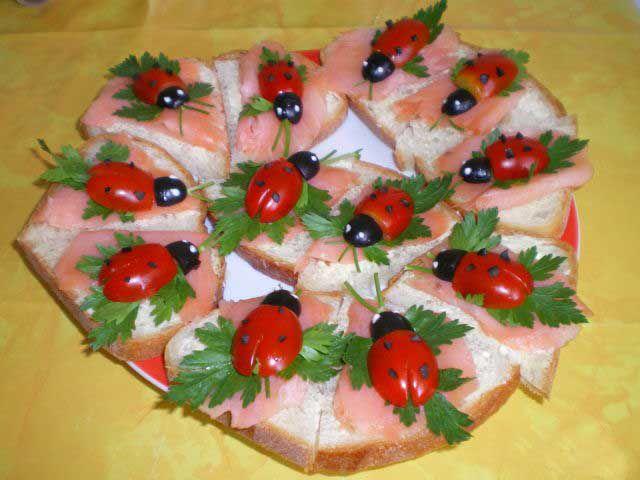 Вкусные салаты своими руками фото