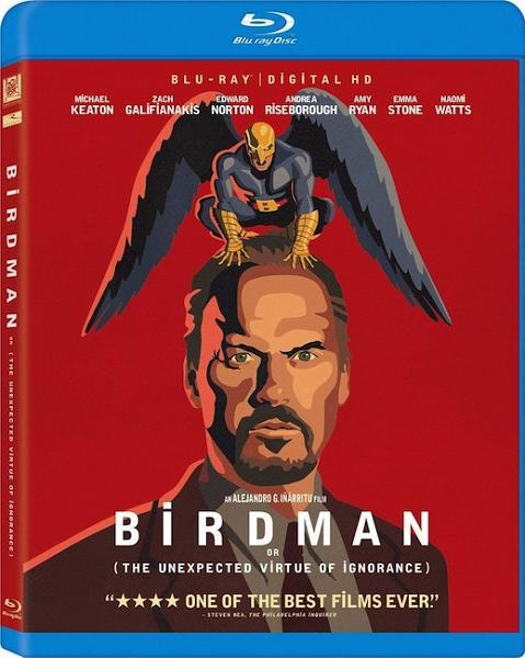 ������� / Birdman (2014) HDRip | DUB | iTunes