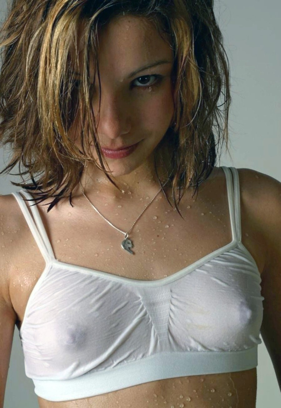 Tiny tits bra