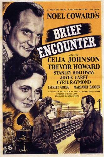 Короткая встреча / Brief Encounter (Дэвид Лин / David Lean) [1945, Великобритания, драма, мелодрама, BDRip] MVO (100ТВ) + VO (Абдулов) + VO + Sub Rus, Eng + Original Eng