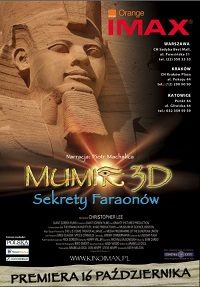IMAX - Мумии: Секреты фараонов / IMAX - Mummies: Secrets of the Pharaohs (2007) BDRip от GeneralFilm