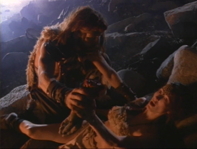 ������� �������  / Time Barbarians (1990) DVDRip-AVC