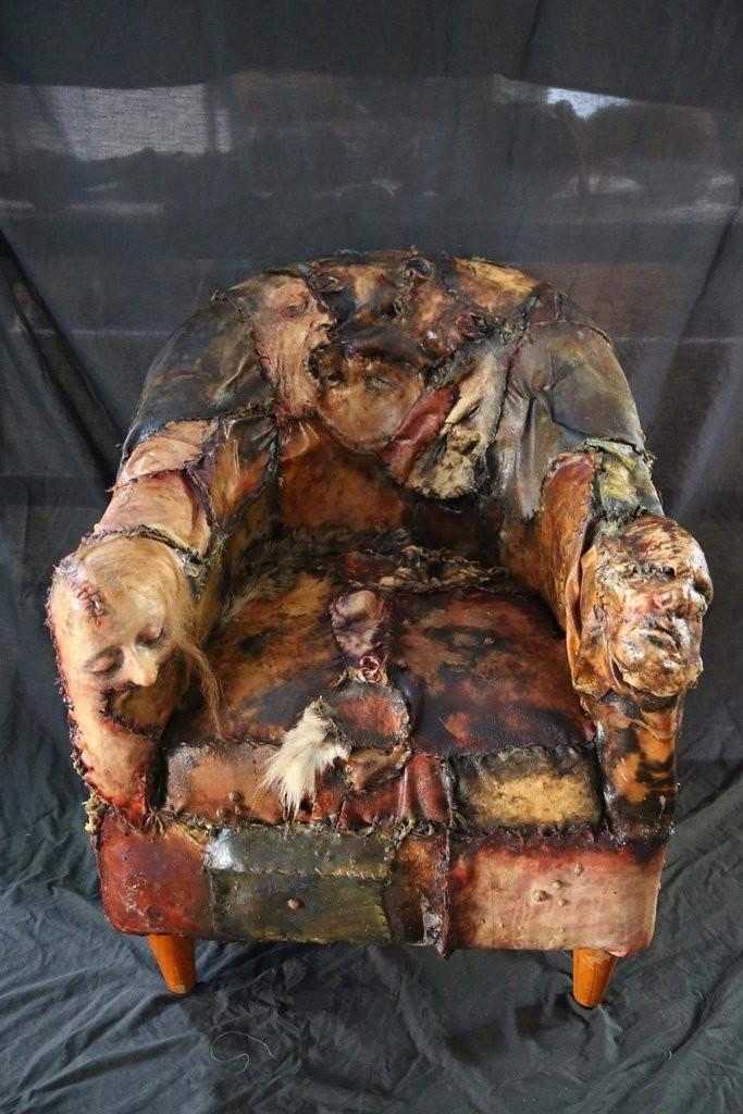Очень жуткое кресло