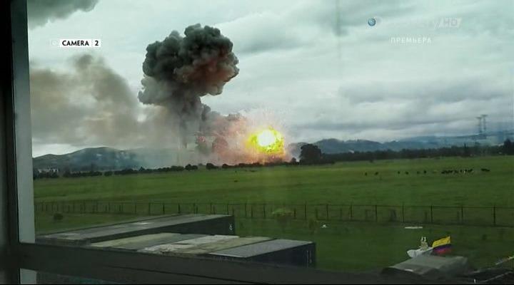 Discovery. Хаос в действии: кадры очевидцев / Chaos crught on camera (1-6 серия) (2015) HDTVRip