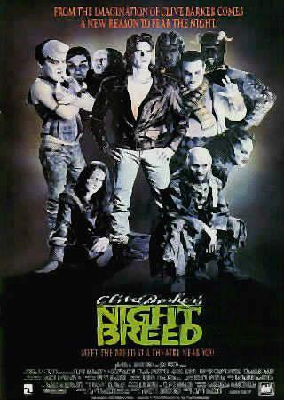Ночной народ / Nightbreed (1990) ПМ / DVDRip / 1.36 GB