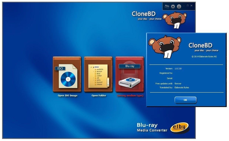 CloneBD 1.0.3.8