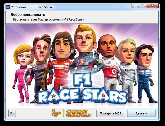 F1 Race Stars (2012) [Ru/Multi] (1.1/13dlc) Repack R.G. Catalyst