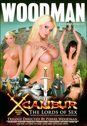 Xcalibur: Хозяин Секса / Xcalibur: The Lord of Sex [Trilogy] (2007) DVDRip-AVC | Rus