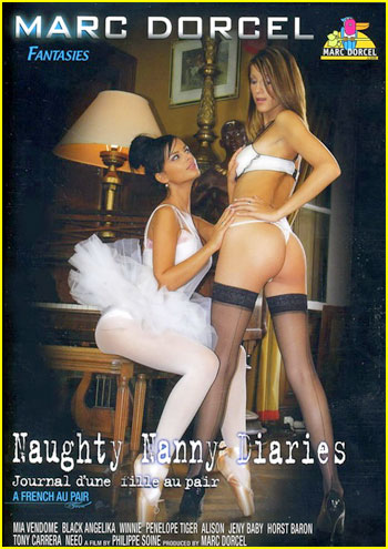 Marc Dorcel - Дневник служанки / Journal D'Une Fille Au Pair / Naughty Nanny Diaries (2009) DVDRip | Rus |