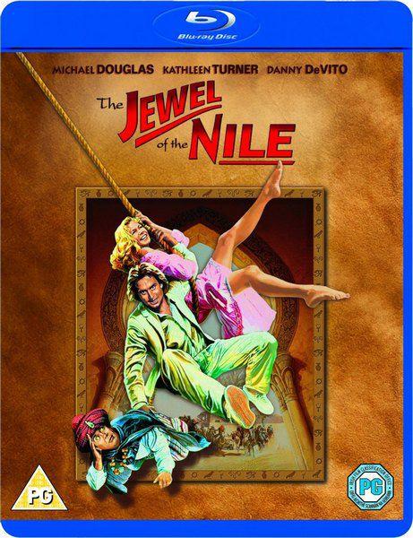 Жемчужина Нила / The Jewel of the Nile (Льюис Тиг / Lewis Teague) [1985, США, боевик, мелодрама, комедия, BDRip 1080p] 2x MVO (R5, Киномания) + 3x DVO (Позитив, Премьер, Лазер-Видео)+ AVO (Гаврилов) + 2x Ukr + Original Eng + Sub (3x Rus, Eng, Ukr) торрент