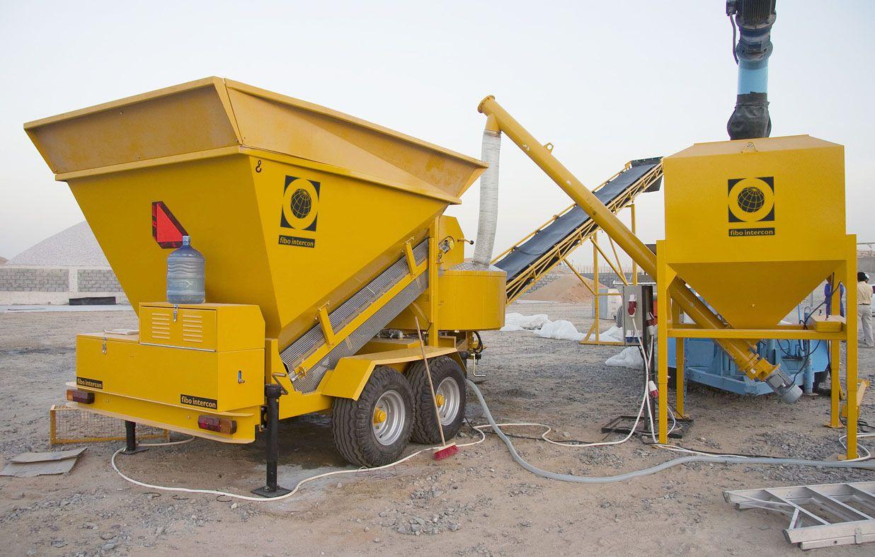 Мини-завод по производству бетона: важные нюансы