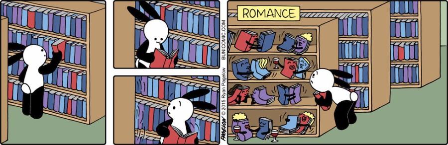 Романтическая литература