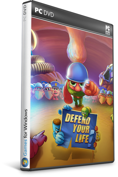 Defend Your Life (2015) PC | RePack от xGhost