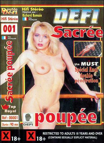 Заколдованная кукла / Sacree Poupee / Magic Doll (1991) DVDRip | Rus |