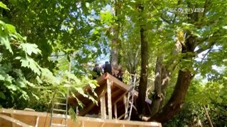 Discovery. ���� �� �������� / Treehouse Masters [3 ����� + 2 ������] (2014-2015) HDTVRip 720p �� GeneralFilm
